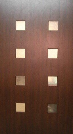 オーダー建具 室内対応 一枚引戸 木製建具(k...の紹介画像2