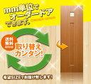 オーダー建具 室内ドア対応 木製建具ドア(drl-048)【送料無料】間仕切り 板戸 ドア 建具 オーダー リフォーム 片開き 軸扉 扉 表面材カラーお選びいただけます