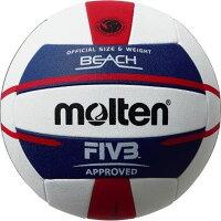 5号 モルテン molten メンズ レディース ビーチバレーボール 検定球 国際公認球 V5B5000の画像