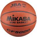 ジュニア キッズ 小学校用 バスケットボール 検定球 5号球 ミカサ MIKASA CF5000