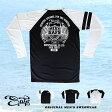 ラッシュガード メンズ 長袖 Tシャツ UVカット 日焼け防止