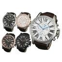 【送料無料】サルバトーレマーラ メンズ腕時計 SM14123 SSWH SSBK PGWH PGBK IPBK 全5色 クロノグラフ【Salvatore Marra】 [受注発注の為 キャンセル・変更・同梱不可]