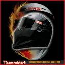 【送料無料】【SIMPSON】シンプソンヘルメット ダイアモンドバック DIAMONDBACK ブラック 国内仕様 SG規格 フルフェイス 【あす楽対応】