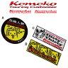 【ゆうパケット対応】【Kemeko Touring Customize】アイロン対応 刺繍ワッペン 【あす楽対応】02P28Sep16