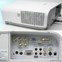 ■□SANYO5000lmプロジェクターLP-XT35【中古】画像3