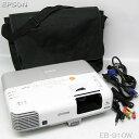 □■□EPSON 3200lm HDMI プロジェクター EB-910W ランプ262h/23h 推奨品【中古】