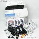 □■□EPSON 3100lm HDMI プロジェクター E...