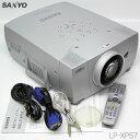 □■□特価//SANYO 5500lm プロジェクター LP-XP57 ランプ使用時間 70h 推奨 ...