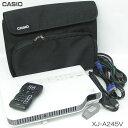 □■□ライト使用時間 20h カシオ/CASIO【XJ-A245V】推奨品HDMI対応 2500lm...