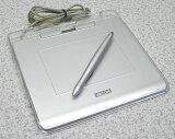 □■WACOM/ワコム A6サイズ ペンタブレット CTE-440/S 【中古】