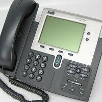 □■△CISCOIPフォン7900シリーズCP-7941G【中古】