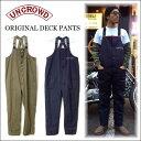 UNCROWD/アンクラウド 16'F/W ORIGINAL DECK PANTS/デッキパンツ・2color