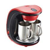 メリートステンレス2カップコーヒーメーカーMM-9511コーヒーメーカーキッチン家電キッチン用品