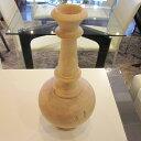 [中古]★モデルルーム展示品★ウッドベース木製ドライフラワーオブジェ高さ460mm