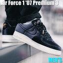 ショッピングFORCE 【ポイント2倍】Nike Air Force 1 '07 Premium 3 ナイキ エア フォース 1 '07 プレミアム 3 AT4144-001 メンズ スニーカー ランニングシューズ
