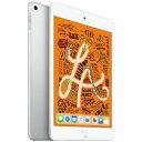 【新品 送料無料(沖縄・離島除く)】APPLE iPad mini wi-fi 64GB 2019 シルバー