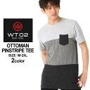 【WT02】 tシャツ メンズ 半袖 ブランド ポケット t...