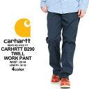 カーハート Carhartt カーハート ワークパンツ メンズ 大きいサイズ メンズ B290 Twill Work Pants [カーハート CARHARTT パンツ メンズ ワークパンツ 大きいサイズ チノパン ワイド チノパン ゆったり ワークパンツ メンズ] 父の日プレゼント