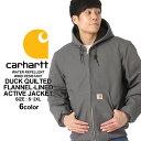 カーハート ジャケット メンズ アクティブジャケット 大きいサイズ j140 USAモデル│ブランド Carhartt|ダックジャケット ワークジャケット カバーオール 作業着 作業服 アメカジ おしゃれ 防寒