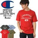 Champion チャンピオン tシャツ メンズ 半袖 ブランド 大きいサイズ メンズ tシャツ アメカジ tシャツ メンズ ストリート tシャツ ロゴt 半袖tシャツ  (USAモデル)