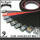 ベルト メンズ カジュアル ロング (Los Angeles BELT la-b11) [ベルト メンズ ベルト バックル giベルト ガチャベルト プリント コットンベルト ペイズリー ペイズリー柄 大きいサイズ ロング]【細ベルト】