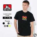 BEN DAVIS ベンデイビス tシャツ メンズ ブランド 半袖tシャツ 大きいサイズ メンズ tシャツ アメカジ tシャツ メンズ ロゴt ブランド 黒 白 ブラック ホワイト XL XXL LL 2L 3L (USAモデル)【COP】