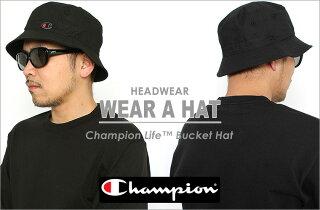チャンピオンChampionハットメンズ大きい《championh0806》バケットハットチャンピオン大きいサイズハットチャンピオン帽子キャップメンズリップストップchampionusaチャンピオンハット