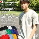Champion チャンピオン tシャツ メンズ 半袖 ブランド gt19-y06819 [Champion チャンピオン tシャツ メンズ 半袖 大きいサイズ メンズ tシャツ チャンピオン ロゴtシャツ ヘビーウェイト tシャツ champion life アメカジ tシャツ] (USAモデル)