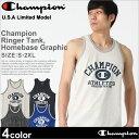 Champion チャンピオン タンクトップ メンズ おしゃれ [チャンピオン Champion タンク