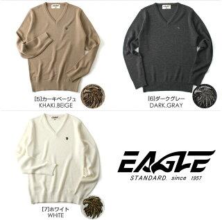 EAGLE/イーグル/ニット/セーター/メンズ/大きいサイズ/STANDARD