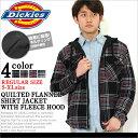 ディッキーズ Dickies ディッキーズ ジャケット メンズ 大きいサイズ メンズ アウター ブルゾン [Dickies ディッキーズ ボアジャケット フランネル ジャケット チェック 厚手 アウター メンズ 冬 ブルゾン メンズ フード 防寒 XL XXL 2XL LL 2L] (USAモデル)