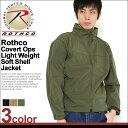 ロスコ ROTHCO ロスコ ソフトシェルジャケット メンズ 大きいサイズ 送料無料 [ROTHCO ロスコ ジャケット メンズ 大きいサイズ メンズ アウター ブルゾン シェルジャケット ソフトウェルジャケット 防寒 撥水 大きい XL XXL LL 2L 3L] (USAモデル)