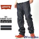 【送料299円】 リーバイス Levi's Levis リーバイス 501 ジーンズ メンズ 大きいサイズ Shrink-To-Fit [Levis 501 Levi's 501 リーバイ..