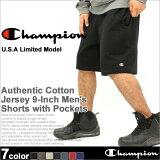 Champion チャンピオン ハーフパンツ メンズ!(champion 85653)[ハーフパンツ ジャージ ハーフパンツ メンズ チャンピオン Champion ジャージ USA]【RCP】