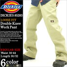 【2本で送料無料】 ディッキーズ Dickies ディッキーズ ワークパンツ ダブルニー メンズ [デ…