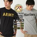[10%OFFクーポン配布] ロスコ Tシャツ 半袖 メンズ 大きいサイズ USAモデル 米軍 ブランド ROTHCO 半袖Tシャツ ミリタリー ロゴ プリント