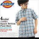 【送料299円】 Dickies ディッキーズ シャツ 半袖 メンズ 大きいサイズ ≪USAモデル≫ (3662) ディッキーズ dickies シャツ 半袖 メンズ チェック柄 シャツ チェックシャツ 半袖 シャツ XL XXL 2XL LL