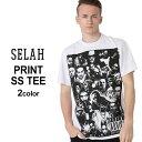 【送料299円】 SELAH (セラー) tシャツ メンズ ...