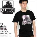 X-LARGE エクストララージ Tシャツ メンズ 半袖 アメカジ 半袖tシャツ プリント ロゴ 大きいサイズ メンズ X-LARGE Tシャツ 半袖 メンズ