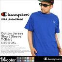 チャンピオン Champion チャンピオン tシャツ メンズ 半袖 大きい 無地 [champion チャンピオン tシャツ メンズ tシャツ メンズ tシャツ 無地 tシャツ 半袖 半袖tシャツ 無地 大きいサイズ メンズ tシャツ アメカジ tシャツ champion tシャツ] (USAモデル) (t2226)