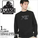 x-large エクストララージ トレーナー メンズ 大きいサイズ メンズ xlarge [エクストララージ x-large トレーナー xlarge トレーナー メンズ ブランド トレーナー 裏起毛 スウェット トップス アメカジ ストリート 大きい XL XXL XXL LL 2L 3L] (USAモデル)