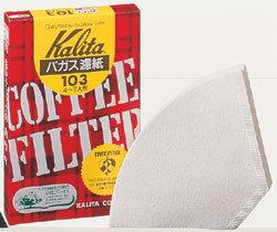 ペーパーフィルターカリタ コーヒー