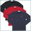 【3カラー】PLAY COMME des GARCONS(プレイ コムデギャルソン) ワンポイント ハート 長袖Tシャツ [DOT] [Lady's] 402-000462-051