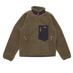 【14___00までのご注文で即日発送可能】Patagonia <strong>パタゴニア</strong> M's Classic Retro-X Jacket メンズ クラシック レトロX ジャケット Sage Khaki カーキ SKA 【新品】23056 2019FW 228000171035 <strong>フリース</strong> パイル カーディガン