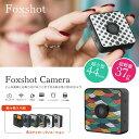 Foxshot Camera フォックスショット 防水性 小型 HD カメラ アクションカメラ wi...