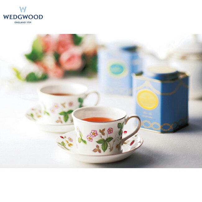 【紅茶 ギフト】ウェッジウッド リーフティー ...の紹介画像2