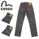 ■ EVISU(エヴィス ジーンズ) No1 2001 [31〜36inch](No.1 2001/エビス/カラーカモメ/ペイント/やや太目)(リジッド/日本製/JEANS/G..
