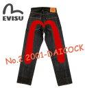 EVISU JEANS 大黒 [NO2-2001-DAICOCK](30〜36inch)(No.2 2001/エヴィス/エビス/ジーンズ/デニム/メンズ)
