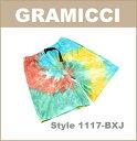 ■ GRAMICCI(グラミチ ショーツ) 1117-BXJ PSYCHEDELIC SHORTS(サイケデリック ショーツ) (ショートパンツ/ハーフパンツ/タイダイ)