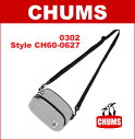 [Kiamusze shoulder porch] [CHUMS] [5% review percent] [CH60-0627, CH60-0302] (BAG, bag sweat shirt ) price 4,400 yen (tax-included) is the price of  case that  writes a review.)